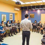 Тренинг для директоров сети универсамов